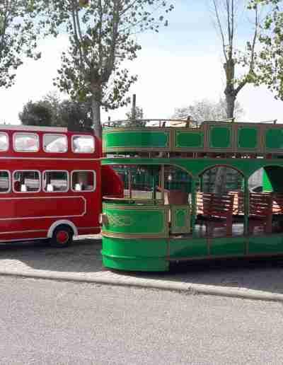 Mini Bus e Elétrico