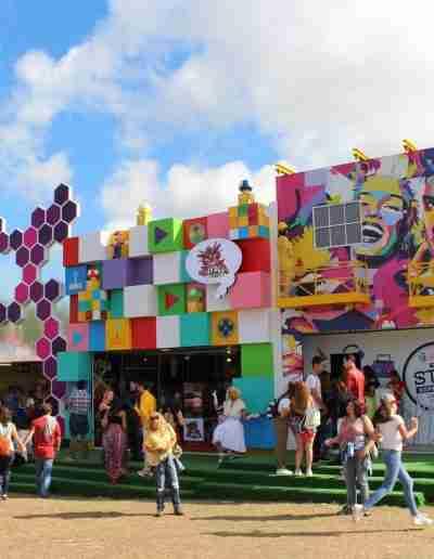 Rock in Rio - Pop District 2018
